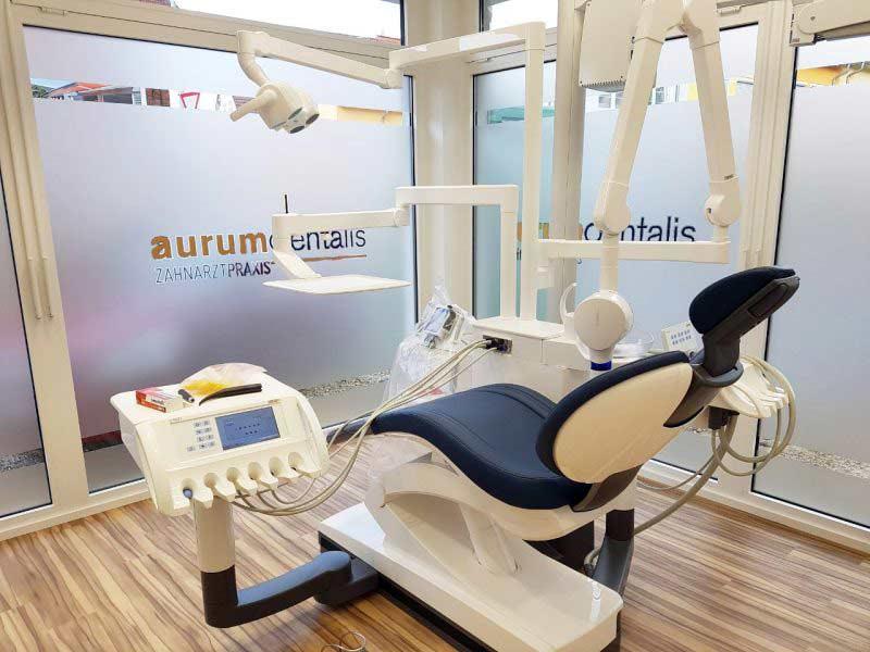 Zahnarzt aurum dentalis - GWWP Werbeagentur in Ulm