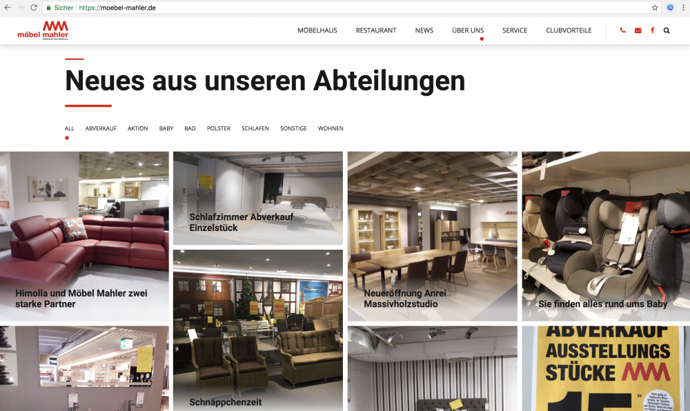 mobel mahler website 2018